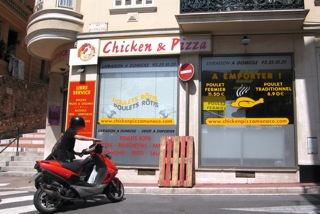 Chicken and Pizza
