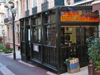 Pizzeria Monegasque