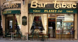 Planet Cafe (des Moulins)