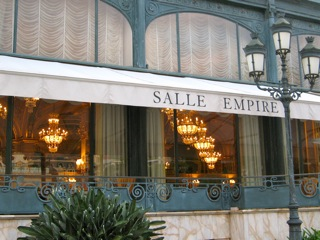 Salle Empire: Hotel de Paris