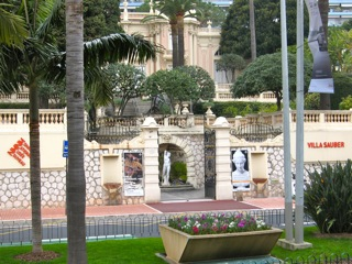 Villa Sauber: New National Museum of Monaco